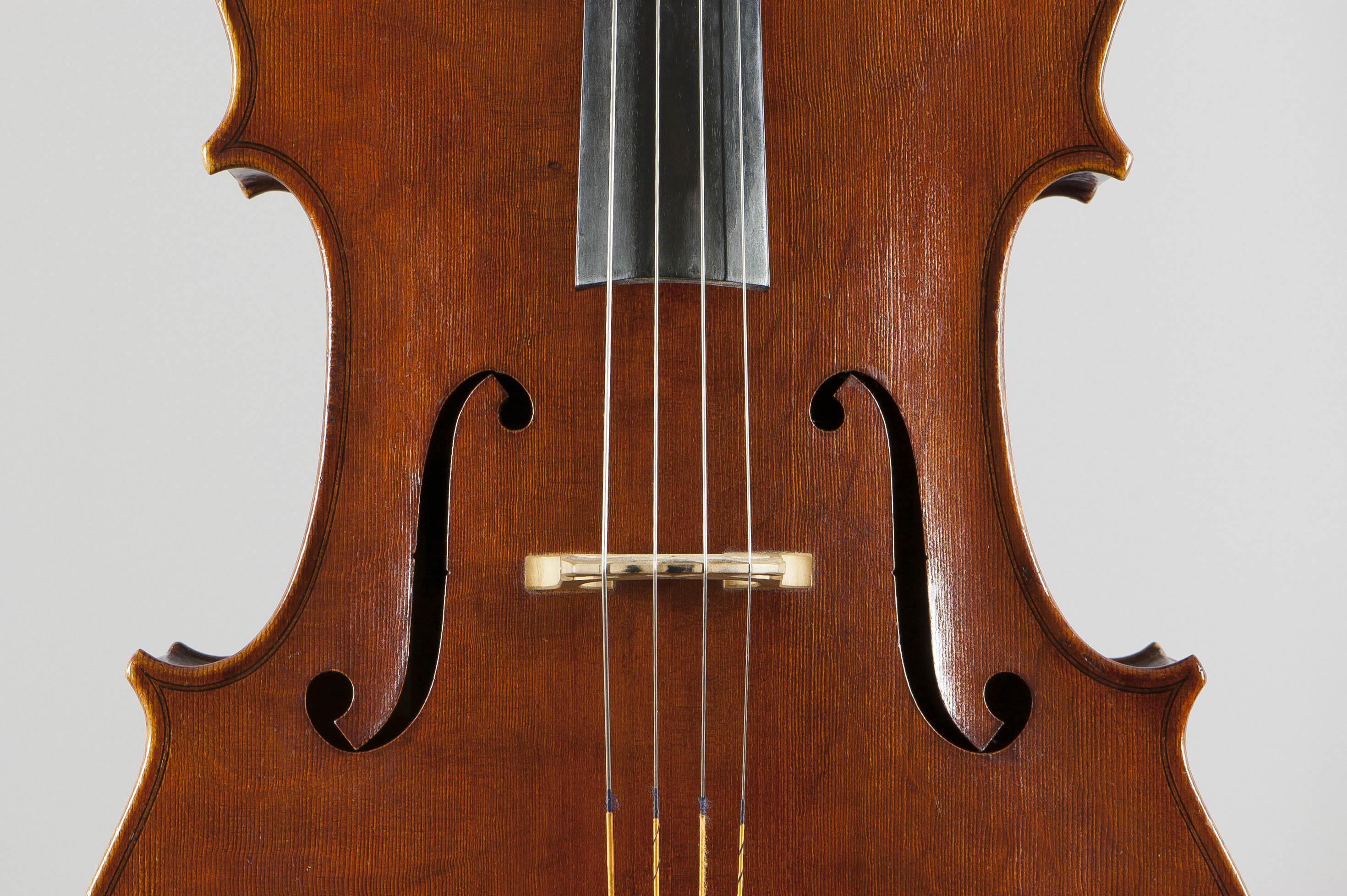 Jan B Spidlen Violin Maker